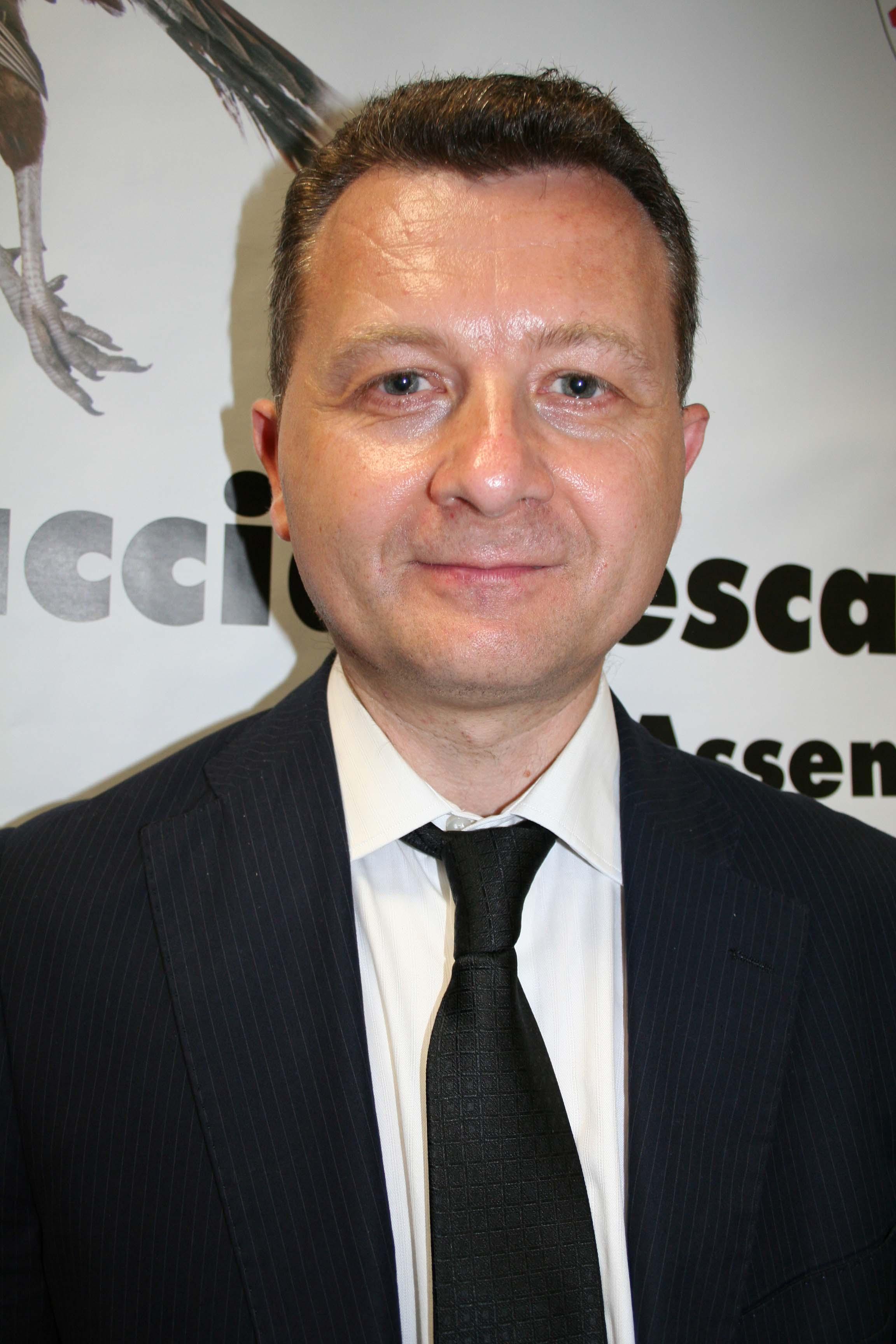 Vice Presidente Nazionale Maurizio Montagnani
