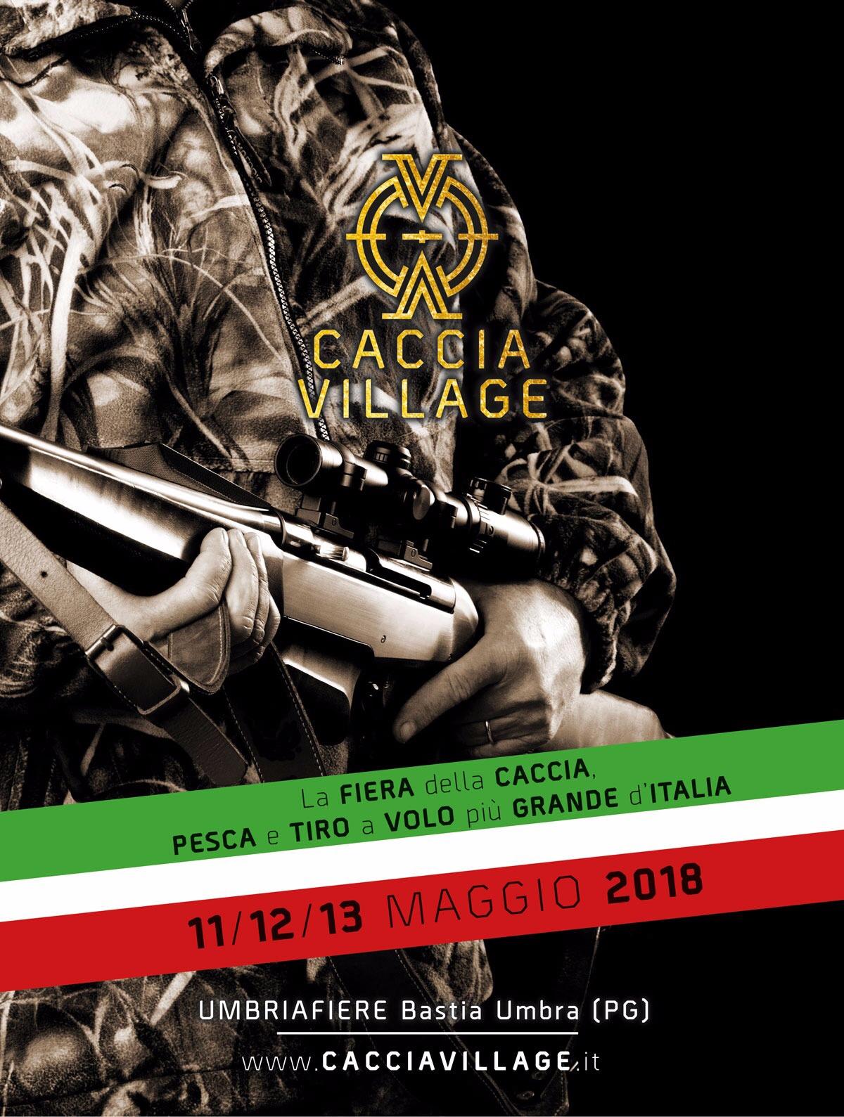C.P.A. presente al Caccia Village 2018