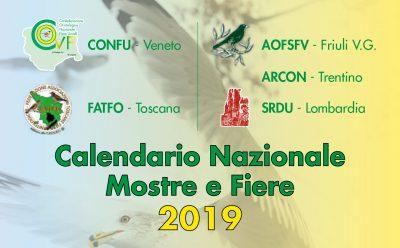 Calendario Venatorio Lombardia.Lombardia Cpa Caccia Pesca Ambiente